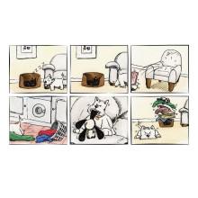 3/01 – Let Sleeping Dogs Lie