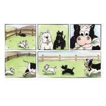 3/05 – Cow-nter Attack