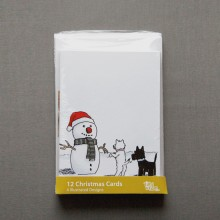 12 Pack Christmas Cards