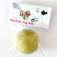 Playtime Dog Ball (Green)